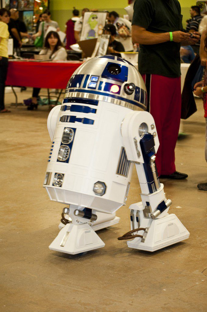 R2D2 - Texas Comic Con: San Antonio