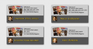 LaHood and Del Cueto Attorney Profile Pages
