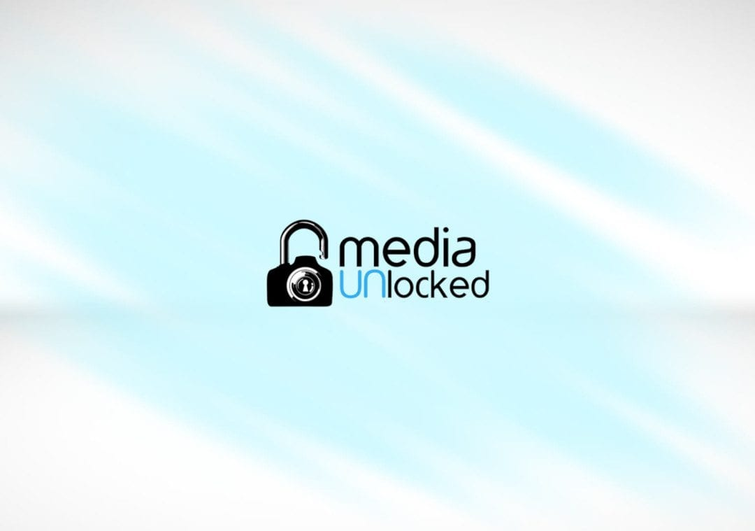 Media Unlocked Customized Video Outro