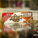 Root Beer Flavor Juicy Jay Rolling Papers