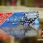 Blueberry Flavor Juicy Jay Rolling Papers