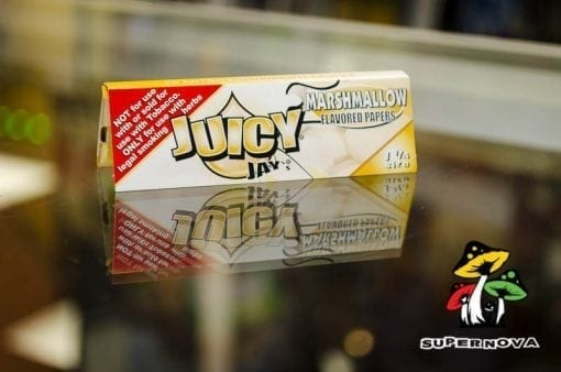 Marshmallow Flavor Juicy Jay Rolling Papers