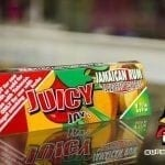 Jamaican Rum Flavored Juicy Jay Rolling Papers