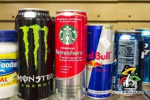 Energy Drink Secret Stash Can Collection
