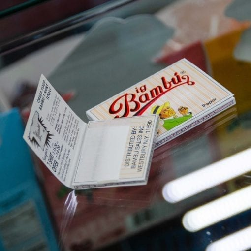 Bambu Cigarette Rolling Papers