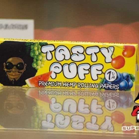 Mr Tasty Puff Rolling Papers