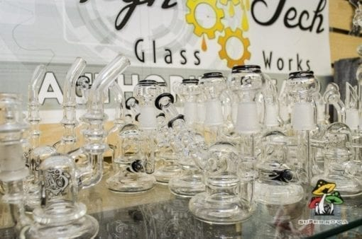 Dabbing Glassware, Oil Rigs and More at Supernova