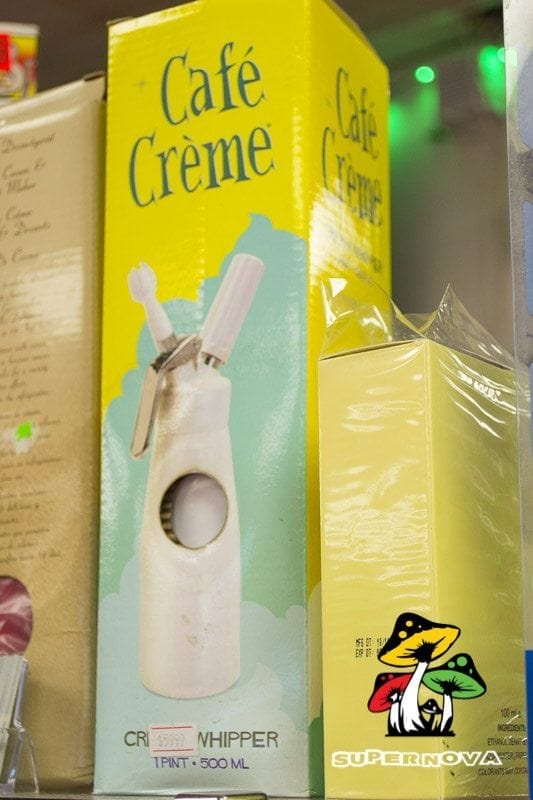 Cafe Creme Cream Whipper