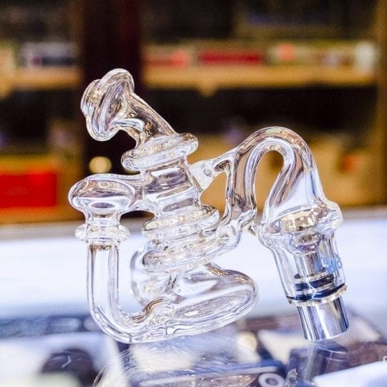 Dr. Dabbers Recycler Pendant
