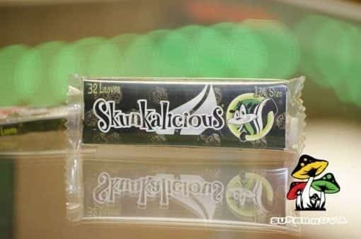 Skunkalicious Brand Rolling papers