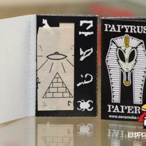 Papyrus Rolling Papers by Zen Smoke