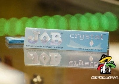 JOB Crystal Rolling Papers
