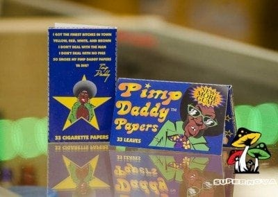 Pimp Daddy Rolling Papers