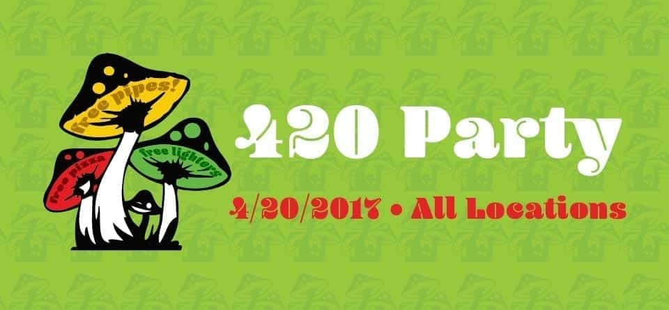SuperNova Smoke Shop Annual 420 Party