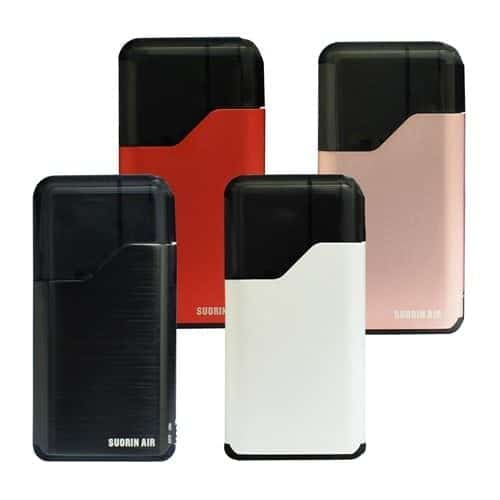 Photo of The Suorin Air in Different Colors