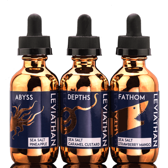 Leviathan E-Liquid by Hometown Hero