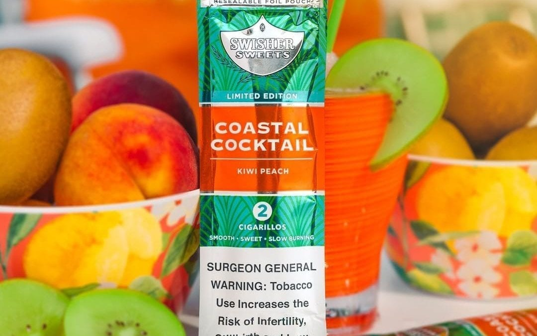 Swisher Sweet Coastal Cocktail Flavored Cigarillos
