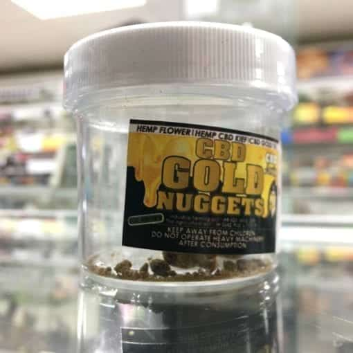CBD Gold Nuggets