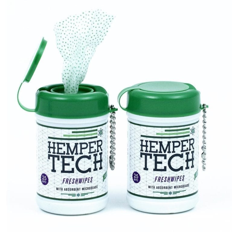 Hemper Tech Cleaning Wipes