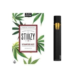 Stiiizy Starter Kit Black Edition