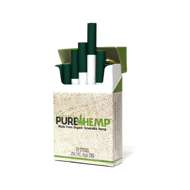 Colorado Pure Hemp CBD Sticks