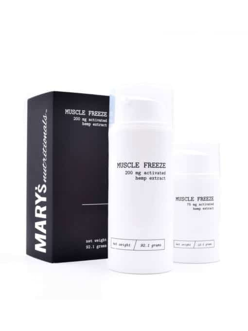 CBD Muscle Freeze by Mary's Nutritionals