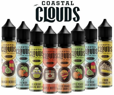 Coastal Clouds E-Liquids