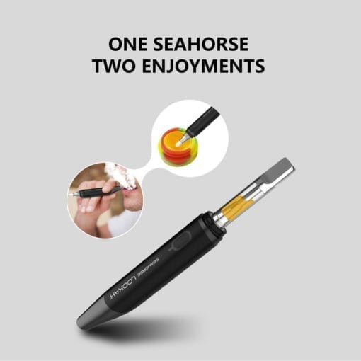 Lookah Seahouse Electronic Nectar Collector Uses