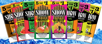 Show Cigarillos Flavors