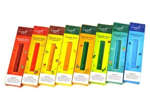 Smooth Puff Disposable Vaporizer Flavors