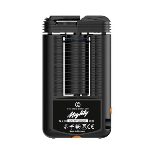 Mighty Dry Herb Vaporizer - Back