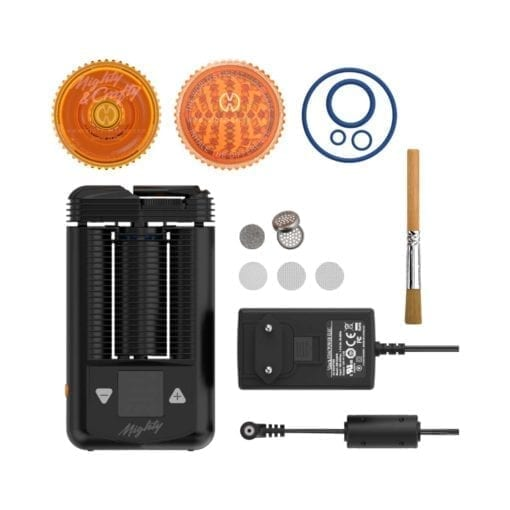 Mighty Dry Herb Vaporizer - Accessories