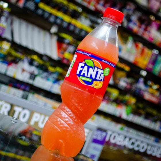 Fanta Fruit Twist Exotic Soda