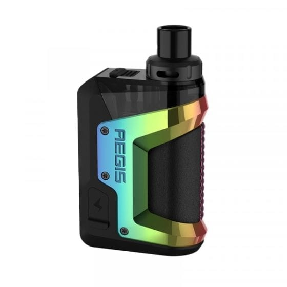 Aegis Hero Pod Mod - Rainbow 7-Color