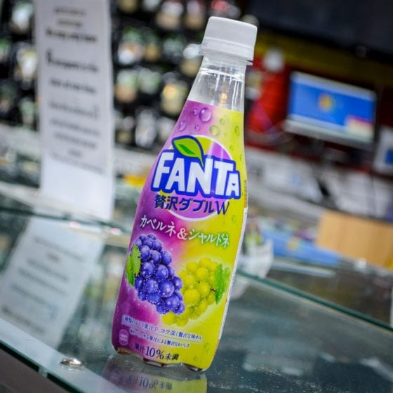 Fanta Double Grape Exotic Soda