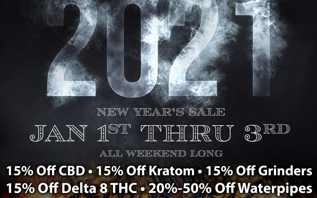2021 New Years Sale