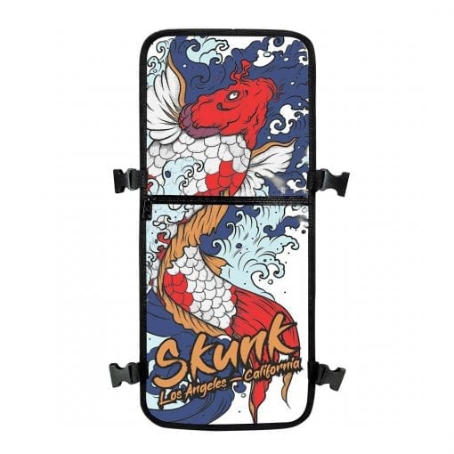 Koi Fish Skunk Face-Off Interchangeable Face